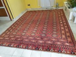 Eredeti afgán khal mohammadi  280x378 kézi csomózású gyapjú perzsa szőnyeg MM_624