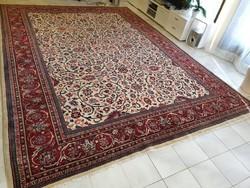 Igazán hatalmas antik tabriz 271x385 kézi csomózású gyapjú perzsa szőnyeg MM_702
