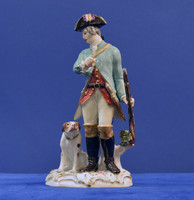 Meisseni figura: Az ifjú vadász