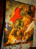 A Barokk-----A művészet története sorozat művészeti albuma