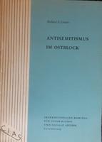 RICHARD S. LEVAIN : ANTISEMITISMUS IM OSTBLOCK  -   JUDAIKA