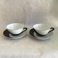 Hollóházi csészék, kávésok