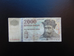 2000 forint 1998 CE