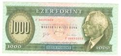"1000 forint 1996 ""F"" 2."