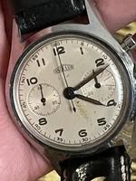 Extra ritkaság!Saját szerkezetű Angelus cronograf karóra eladó!Ara:615.000.-