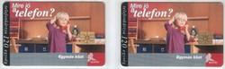 Magyar telefonkártya 0603  1997 Ovis      GEM 1,3    68.000 - 32.000 darab
