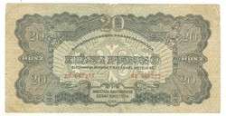 20 pengő 1944 VH. 3.