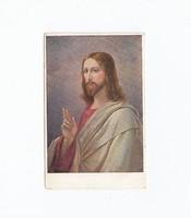 Vallási képeslap 1927