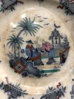 Villeroy porcelán dísztányér, 20 cm átmérőjű, gyönyörű darab.