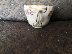 Antique Herend coffee cup, From Nagy Jenő 1921-1923.