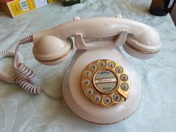 Retro telefon eladó! Amerikai, működik!