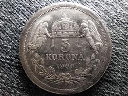 Ferenc József (1848-1916) 5 Korona 1900 Replika Másolat (id46230)