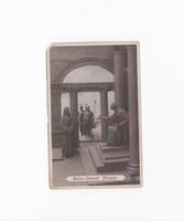 Vallási képeslap 1915