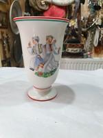 Régi Drasche váza