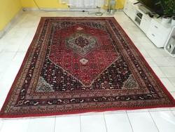 Indo bidjar 200x300 kézi csomózású gyapjú perzsa szőnyeg KZM_414 ingyen posta