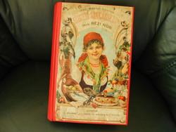Rézi néni Szegedi szakácskönyve 1916