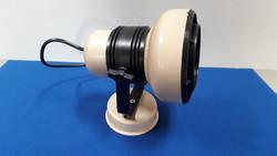 Elektrofém ISZ. Hódmezővásárhely retro lámpa
