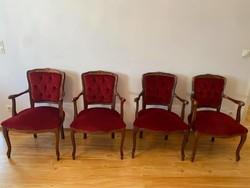 Eladó 4db Karfás székek!