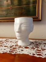 Fej alakú kaspó