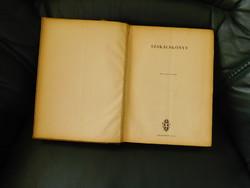 Szakácskönyv 1954
