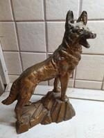 Kutya szobor eladó!