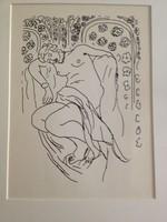 Henri Matisse:cinkográfia (litó)