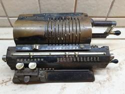 Retro ODHNER számológép, szorzógép eladó!