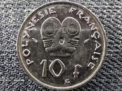 Francia Polinézia 10 frank 1984 (id46549)