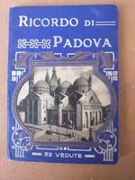 Padova úti könyv