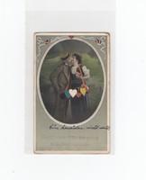 Zsáner képeslap 1916