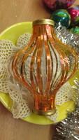 Karácsonyfadisz fólia-fém-üveg