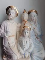 Porcelàn szent család