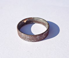 Pro patria 1914 vas gyűrű