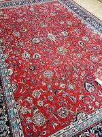 Varázslatos és óriási  török HEREKE ,250 x 350 cm !
