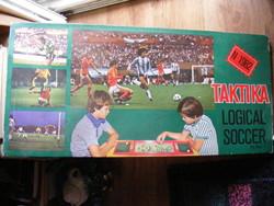 Retro Taktika asztali foci játék 1982