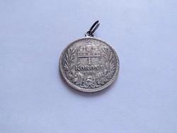 Ferencz József 1 Koronás medál