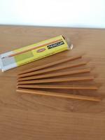 6 db  feliratos MERCUR ceruza saját dobozában