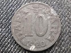 Szerb-Horvát-Szlovén Királyság I. Péter 10 para 1920 (id28316)