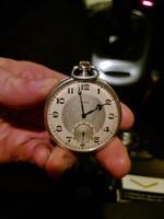 Longines 900 silver pocket watch!