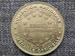 Monnaie de Paris turisztikai zseton Párizs Eiffel-torony 2001 (id45821)