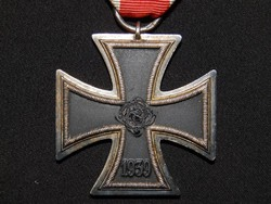 Német 2. VH Vaskereszt Iron Cross / Eisernes Kreuz EK 2 Eisernes Kreuz Bek, Hassinger & Co.123