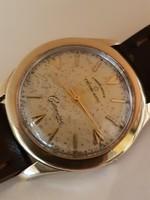 Eterna matic chronometer centenaire (1956- os,ritka, chromometer pontosságú, automata ETERNA