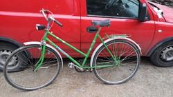 Régi orosz bicikli