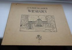 J.J. Vrieslander WIESBADEN - RITKASÁG