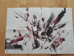 REIGL JUDIT: kiállítási plakát