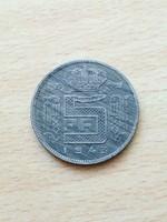 Belgium 5 Francs Frank 1943   des Belges