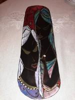 Art deco kerámia falikép