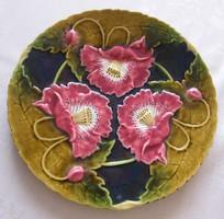 Schütz nagyméretű dísztányér, fali tányér!! 32,5 cm
