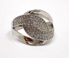 Köves ezüst gyűrű (ZAL-Ag89628)