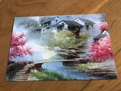 Szép kis táképes képeslap